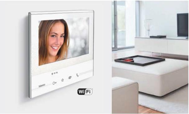 Monitor wifi tegui videoportero